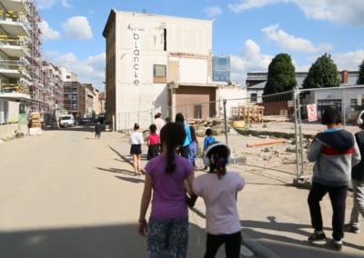 Balades sonores – trois quartiers de Bruxelles racontés par ses jeunes habitants